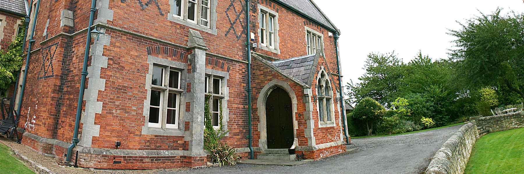 Make a Booking Enquiry at Manor House